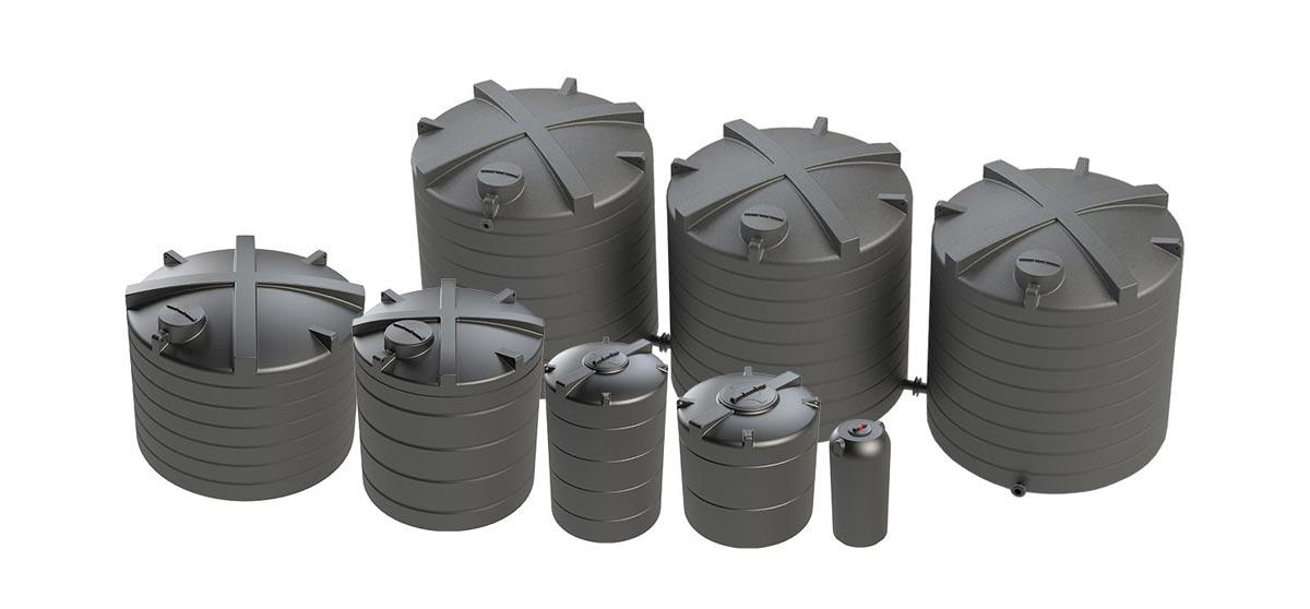 Enduratank Vertical Tanks