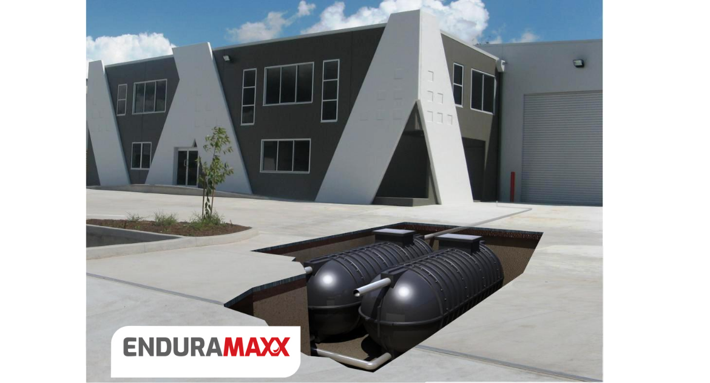Enduramaxx Grant scheme to fund rainwater harvesting tanks