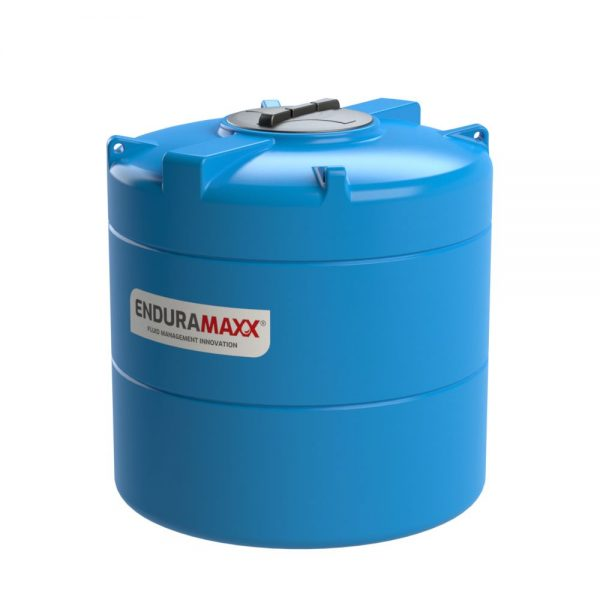 1,250 Litre Molasses Tank - Blue