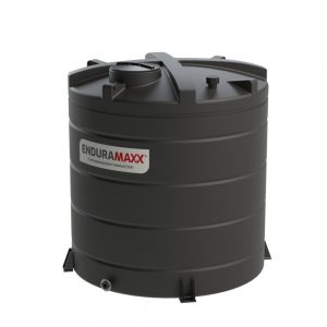14,000 Litre Liquid Fertiliser Tank - Black