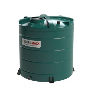 14,000 Litre Liquid Fertiliser Tank - Green