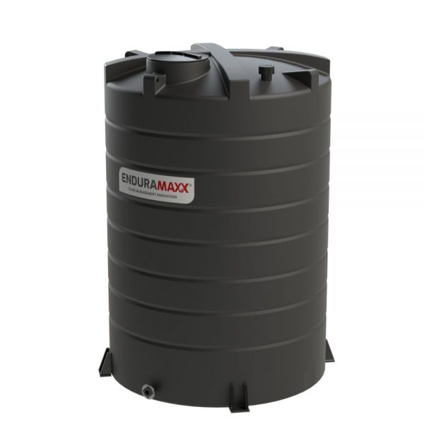 15,000 Litre Molasses Tank - Black