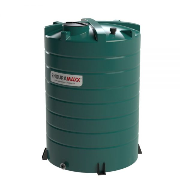 15,000 Litre Molasses Tank - Green