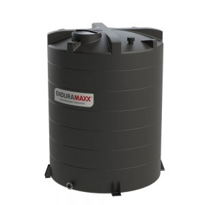 16,800 Litre Liquid Fertiliser Tank - Black