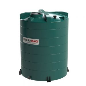 16,800 Litre Liquid Fertiliser Tank - Green