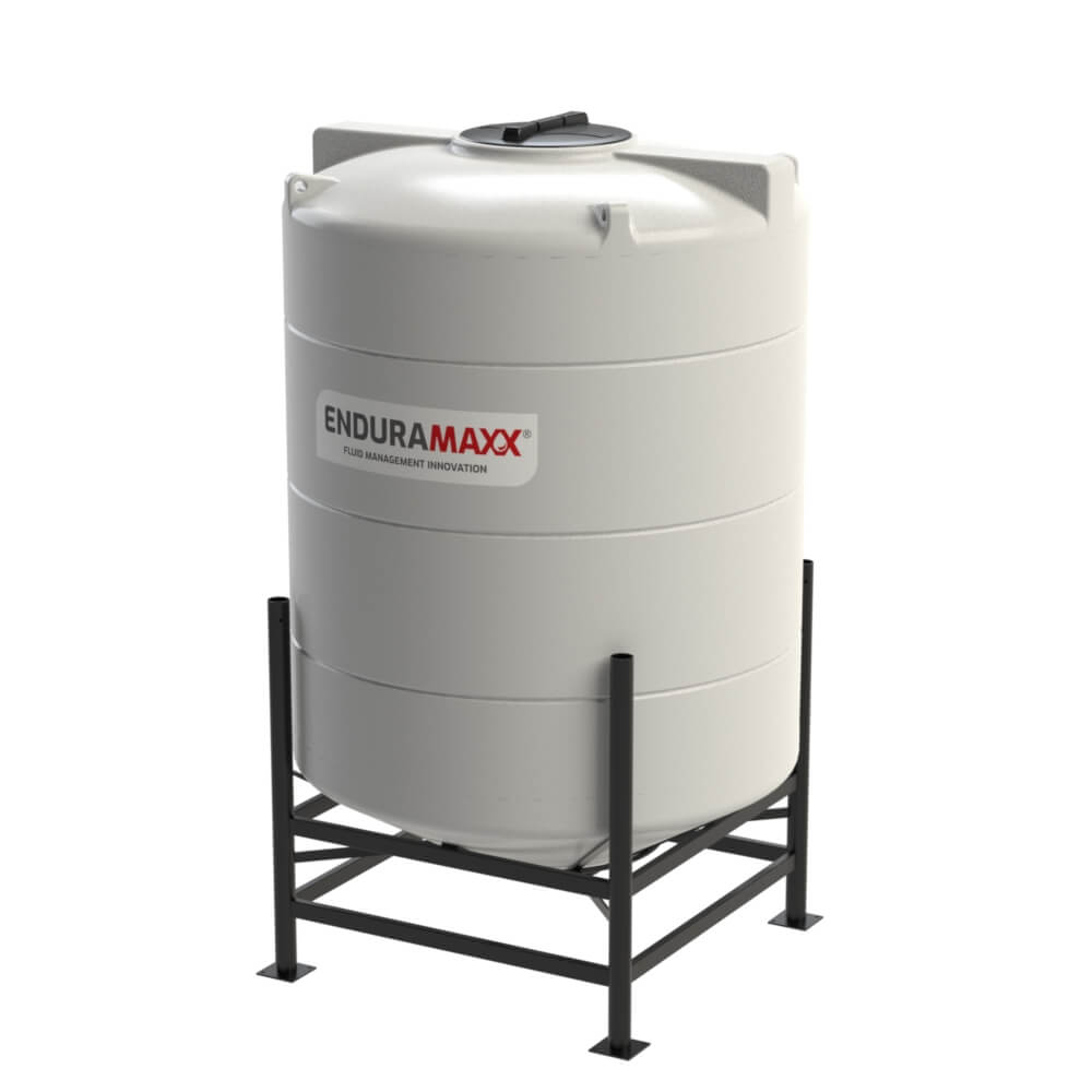 2,700 Litre 30° Closed Top Cone Tank