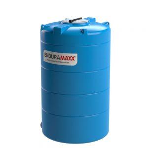 2,000 Litre Molasses Tank - Blue