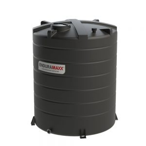 20,000 Litre Molasses Tank - Black