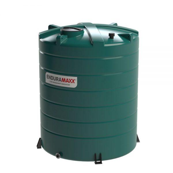 20,000 Litre Molasses Tank - Green