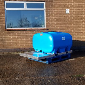 500 Litre Horizontal Transport Tank