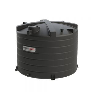 22,000 Litre Liquid Fertiliser Tank - Black