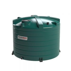22,000 Litre Liquid Fertiliser Tank - Green