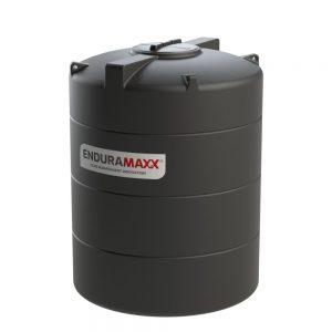 2,500 Litre Liquid Fertiliser Tank - Black