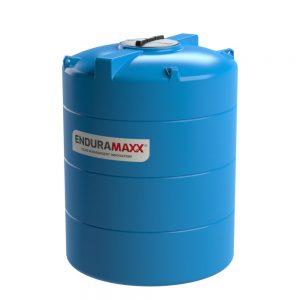 2,500 Litre Liquid Fertiliser Tank - Blue