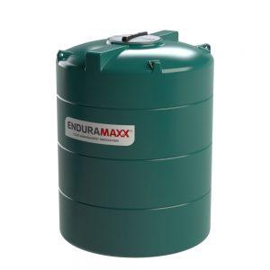 2,500 Litre Liquid Fertiliser Tank - Green