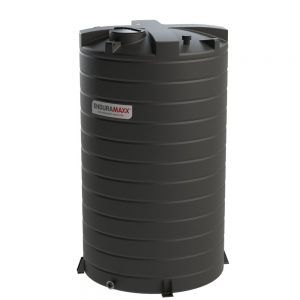 25,000 Litre Liquid Fertiliser Tank - Black