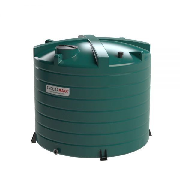 25,000 Litre Molasses Tank - Green