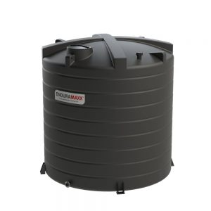 30,000 Litre Liquid Fertiliser Tank - Black
