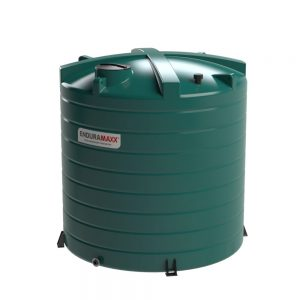 30,000 Litre Liquid Fertiliser Tank - Green