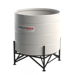 4200 Litre Open Top Cone Tank - 15 degree Cone