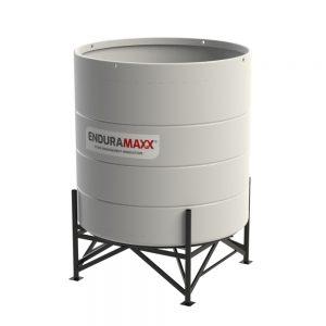 5200 Litre Open Top Cone Tank - 15 degree Cone
