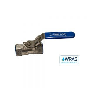 "177805-BV - 15 mm (½"") WRAS Approved Ball Valve"