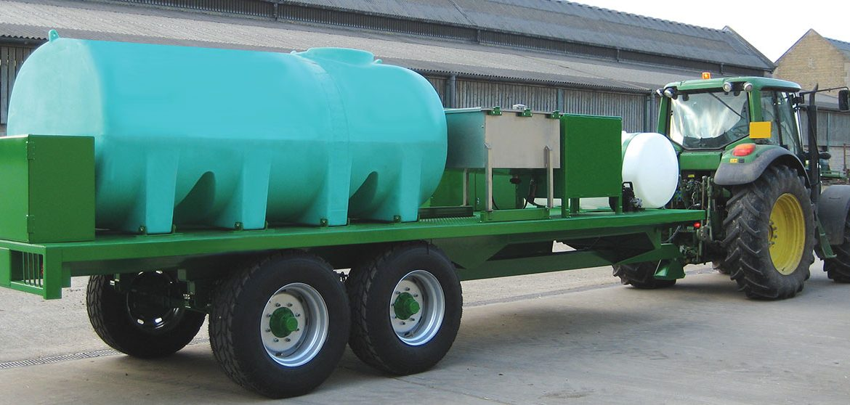 Enduratank horizontal transport tank
