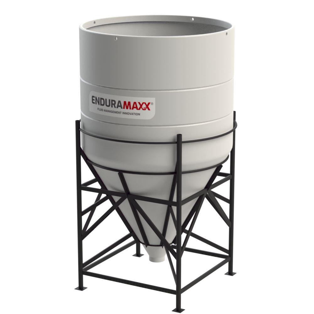 1751126002-F 6,000 Litre Open Top Cone Tank – 60° Cone