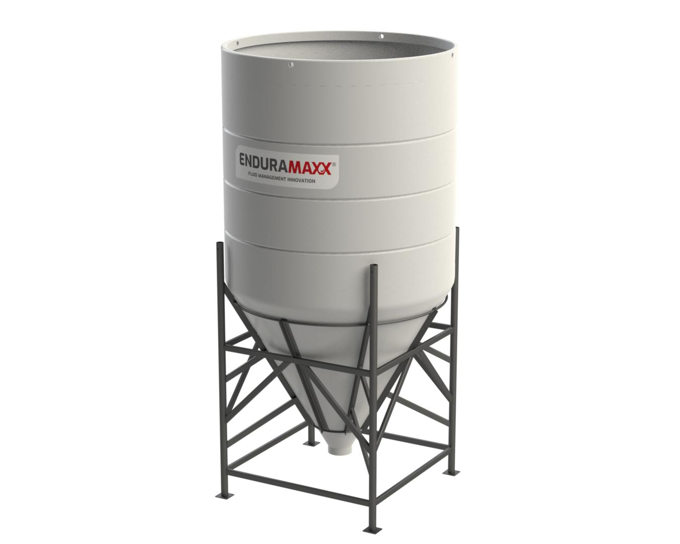 1751156002-F 7,000 Litre Open Top Cone Tank – 60° Cone