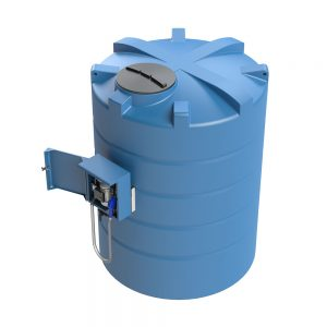 55112217 - 10,000 Litre AdBlue® dispensing system with metal cabinet