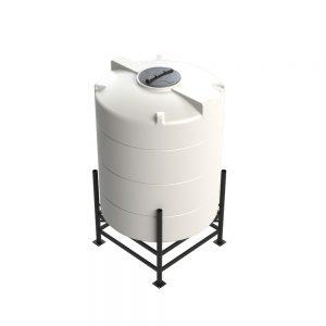 2,700 litre 30 degree Cross Link Cone Tank XLPE