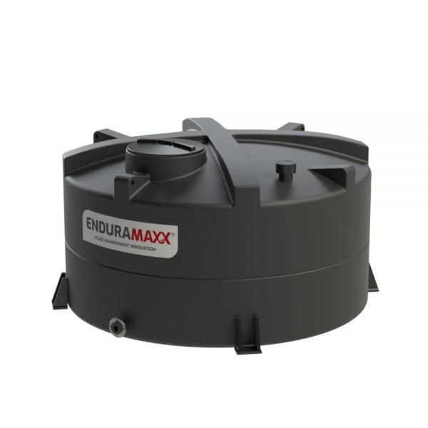 6,500 Litre Molasses Tank - Black