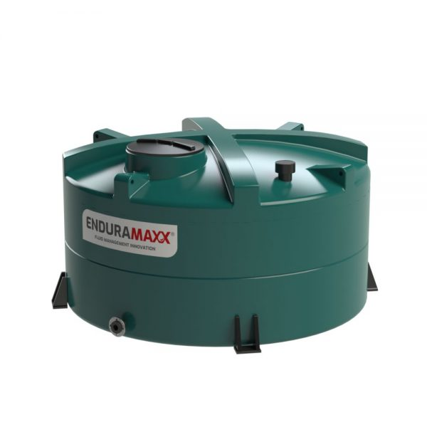 6,500 Litre Molasses Tank - Green