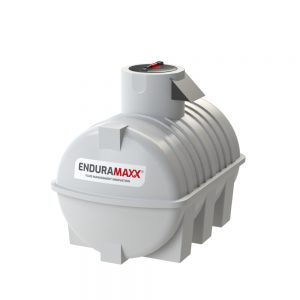 2,000 litre Fluid Category 5 Horizontal Potable Water Tank with Weir - Natural
