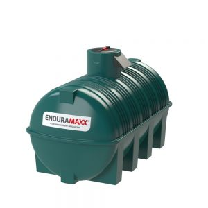 5,000 litre Fluid Category 5 Horizontal Potable Water Tank with Weir - Green
