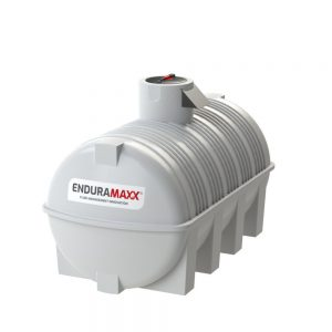 5,000 litre Fluid Category 5 Horizontal Potable Water Tank with Weir - Natural