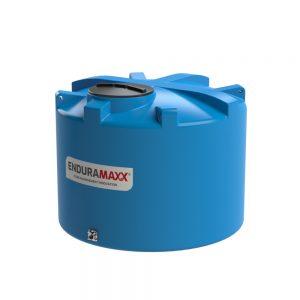 3,000 Litre Molasses Tank - Blue