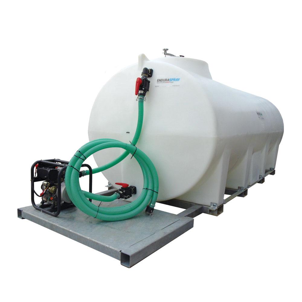 10000 Litre Fertiliser Sprayer Bowser With Pump