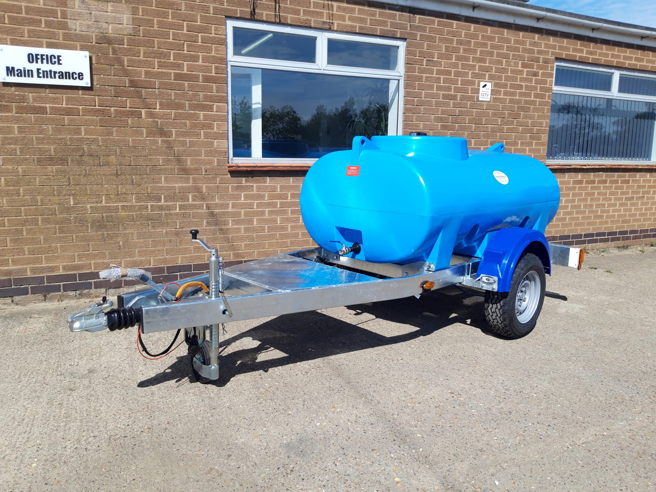 1,200 Litre Water Bowser