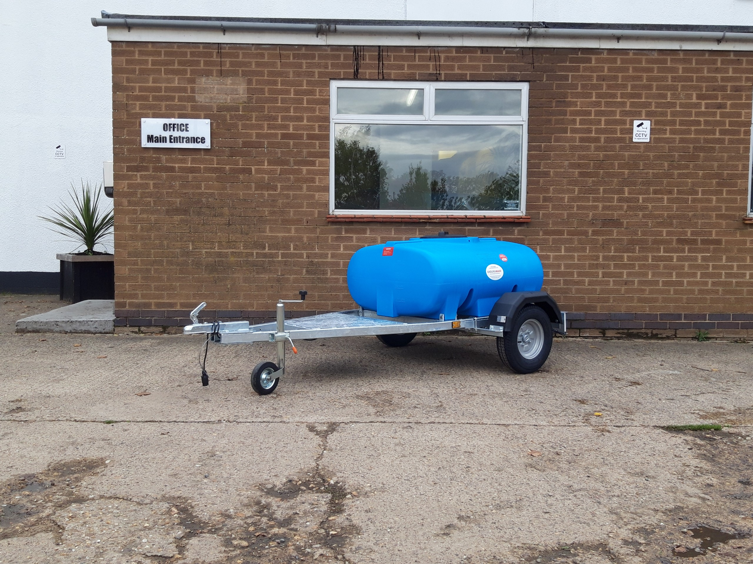 500 Litre Water Bowser