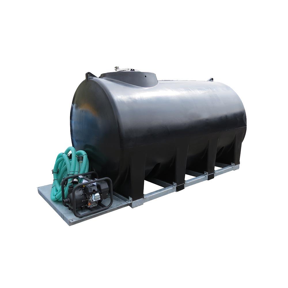 8000 Litre Fertiliser Sprayer Bowser With Pump
