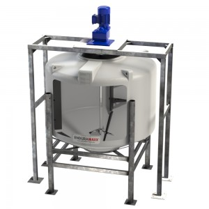 1000 Litre Conical Mixer Tank