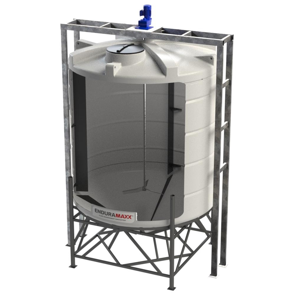 15000 Litre Conical Mixer Tank