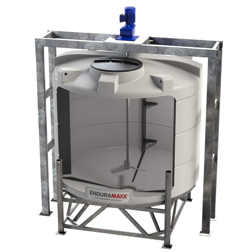 4200 Litre Conical Mixer Tank