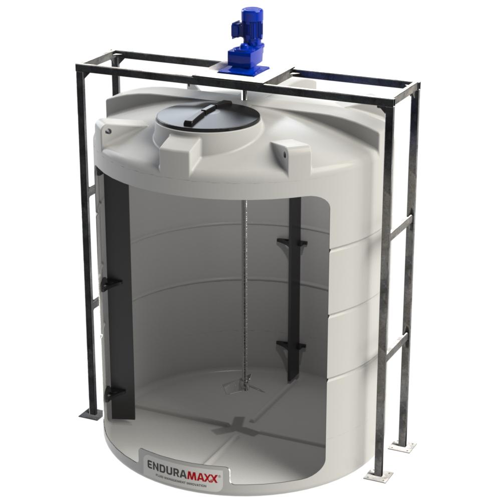 5000 Litre Mixer Tank
