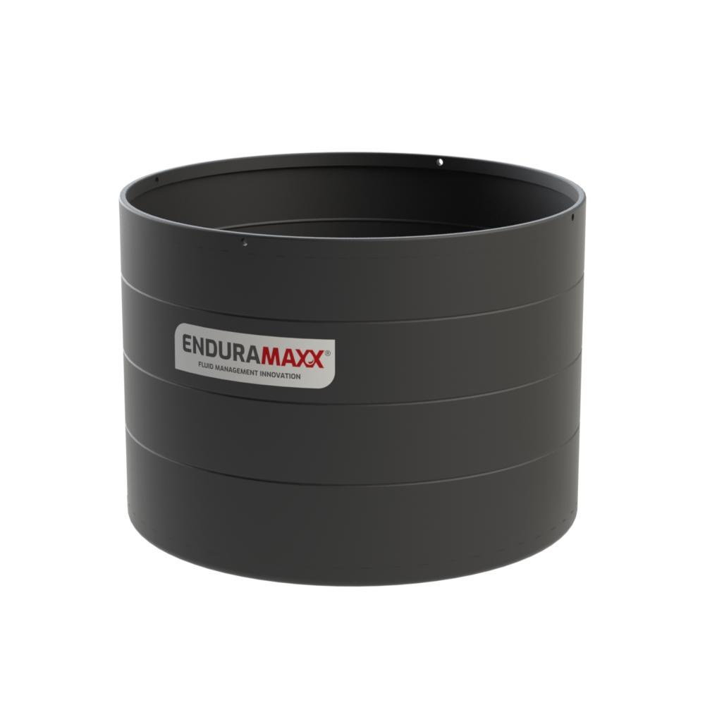 Enduramax 172018 7500 Litre Open Top Tank Black