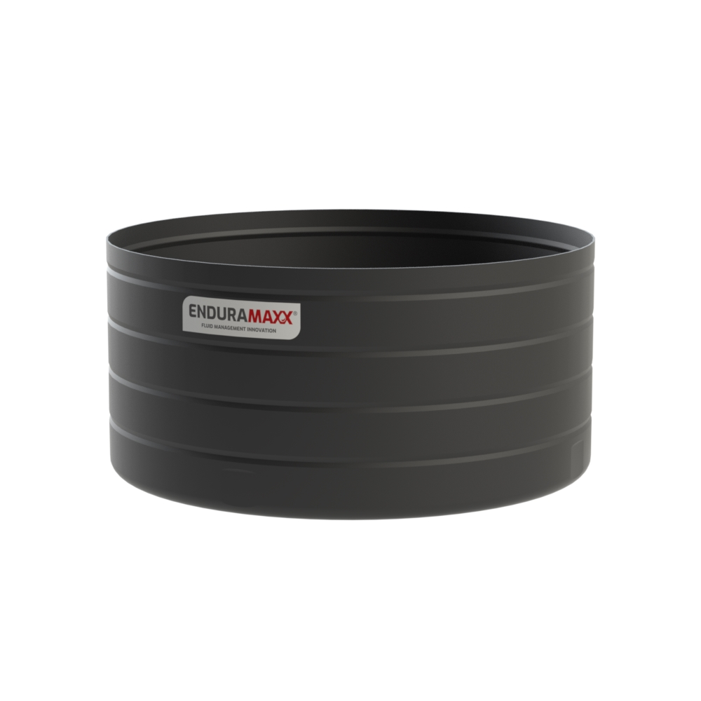 Enduramaxx 172040 15000 Litre Open Top Tank Black