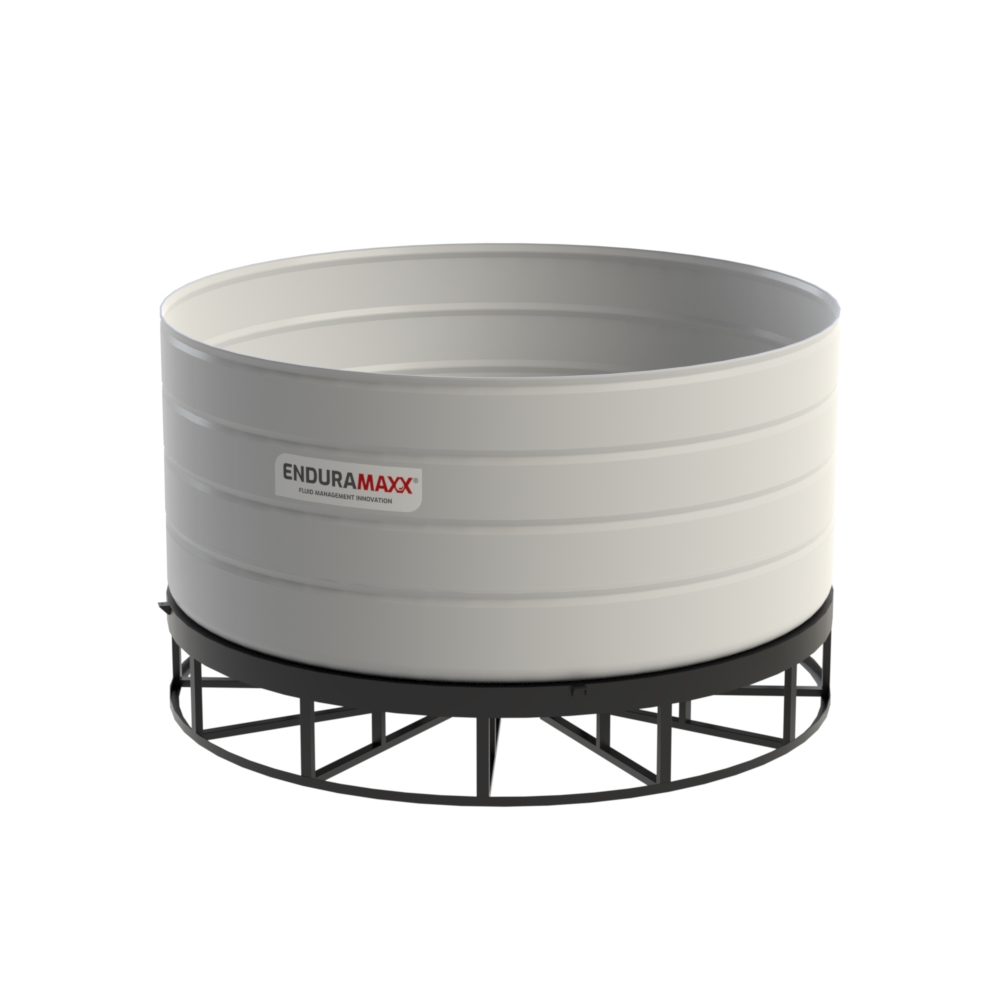 15000 Litre Open Top Cone Tank - 5 degree Cone