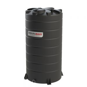 10,000 Litre Liquid Fertiliser Tank - Black