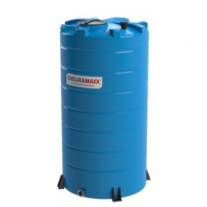10,000 Litre Liquid Fertiliser Tank - Blue